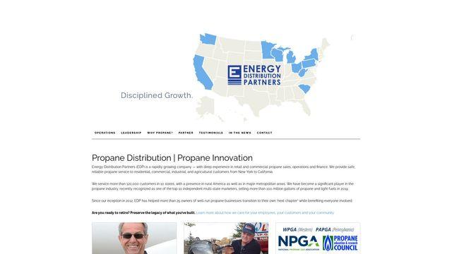 EDPO, LLC DBA ENERGY DISTRIBUTION