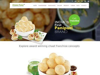Chatar Patar foods Pvt. Ltd.