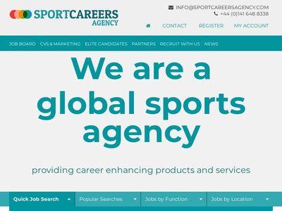 Sport Careers Agency Ltd