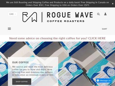 Rogue Wave Coffee Co