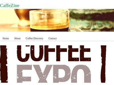 CaffeZine CaffeZine