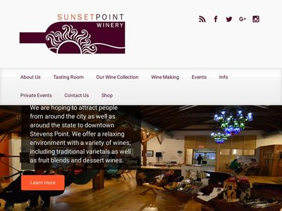 Sunset Point Winery