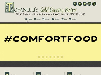 Tofanelli's Gold Country Bistro and Tofs, LLC