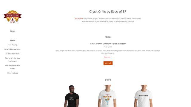 Crust Critic