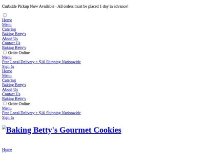 Baking Betty's