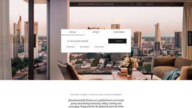 Quintessentially Estates Limited