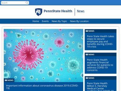Penn State Health News