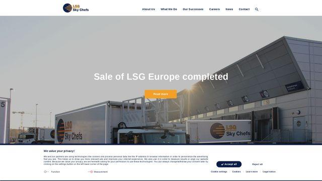 LSG Sky Chefs New Zealand Ltd.