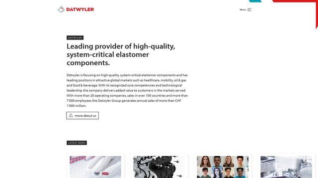 Datwyler Holding Inc.