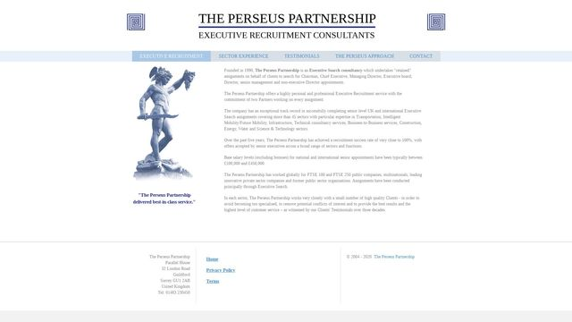 Perseus Partnership