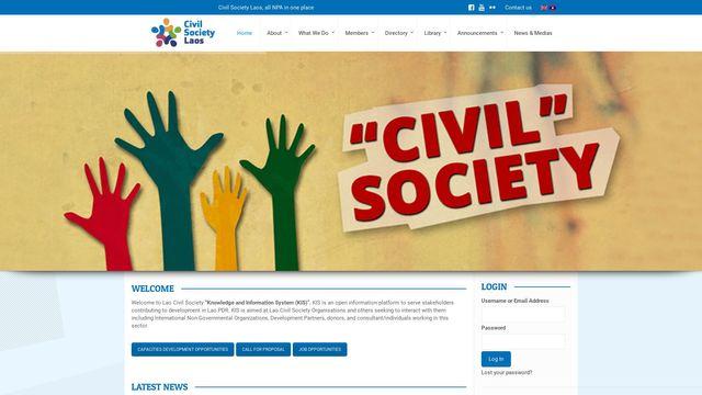 Lao Civil Society