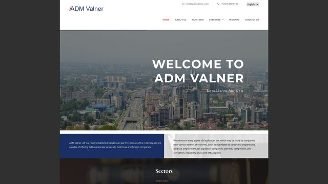 Adm Valner
