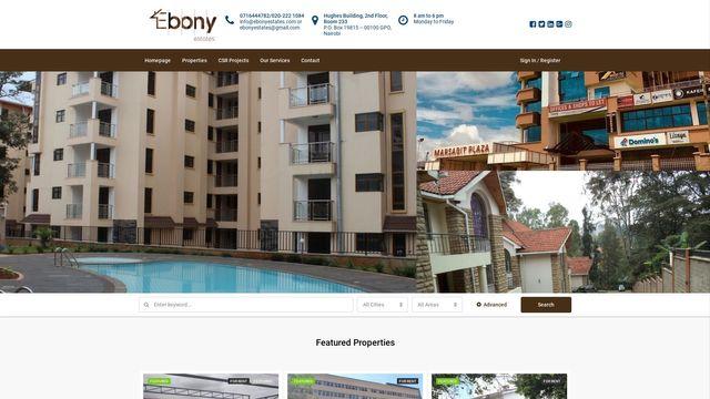 Ebony Estates