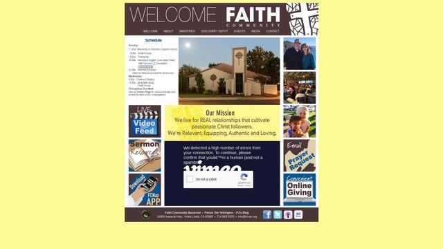 Faith Community Church of the Nazarene