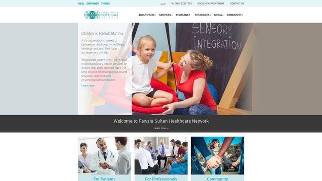 Fawzia Sultan Rehabilitation Institute