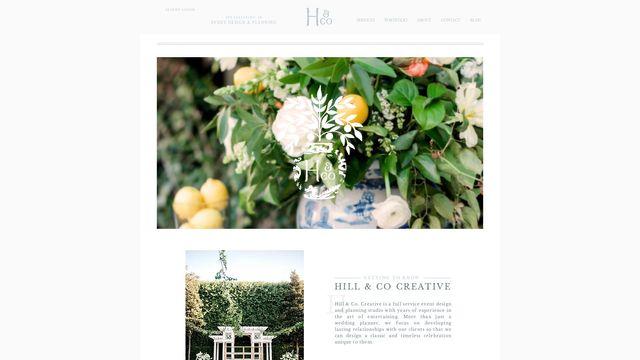 Hill & Co. Creative