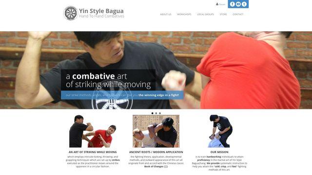 Yin Style Bagua