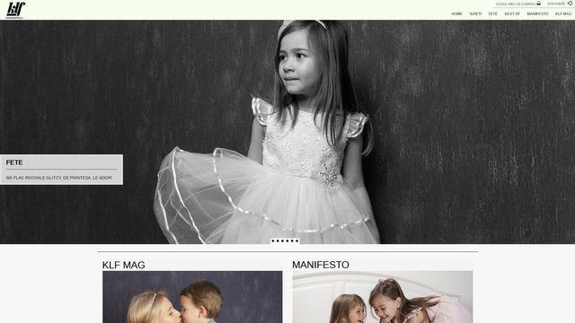 KLF - Kids Love Fashion