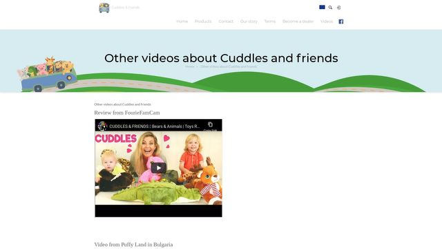 Cuddles And Friends