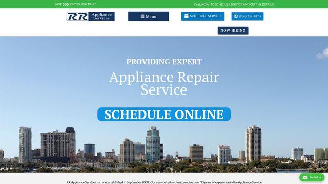 Rr Appliance Services