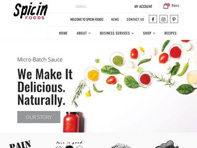 Spicin Foods, Inc.