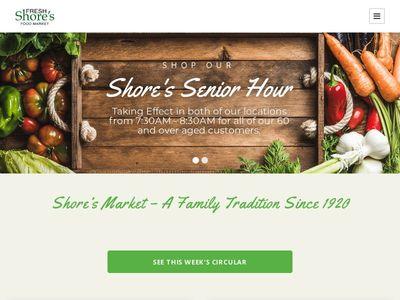 Shore's Market
