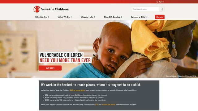Save the Children Federation, Inc.
