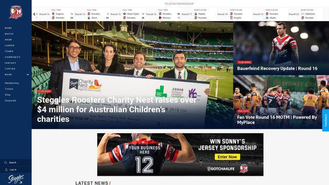 National Rugby League Limited