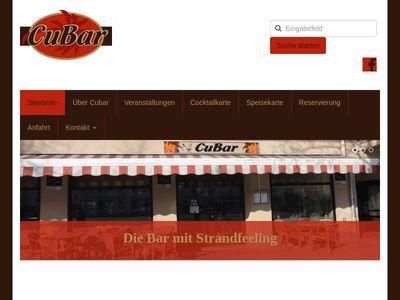 CuBar Dessau