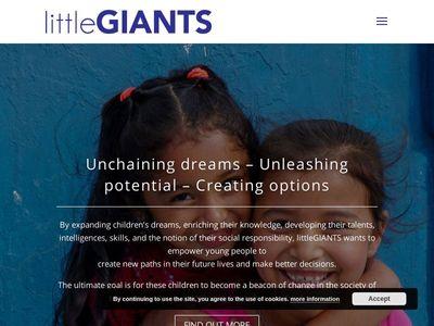 littleGIANTS