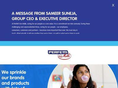 Perfetti Van Melle India Pvt. Ltd.