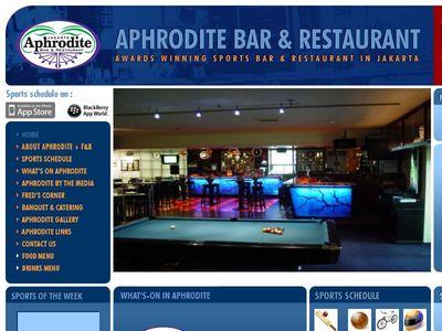 APHRODITE BAR & RESTAURANT