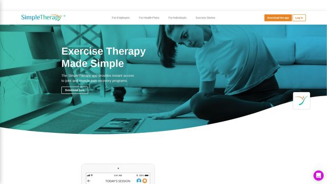 SimpleTherapy, Inc.