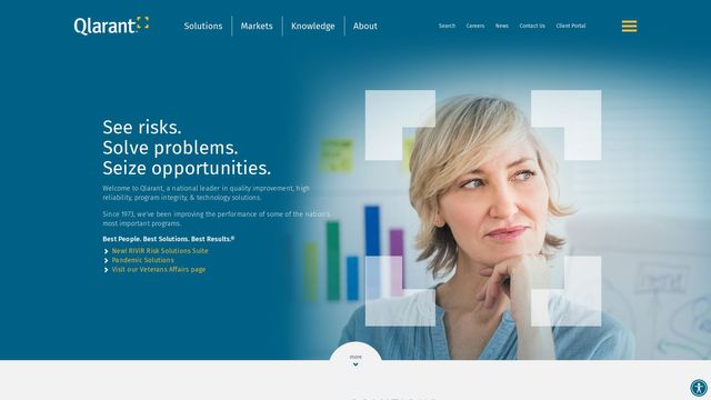 Qlarant Quality Solutions, Inc.