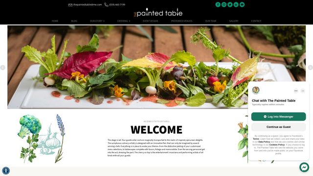 The Painted Table Catering Company