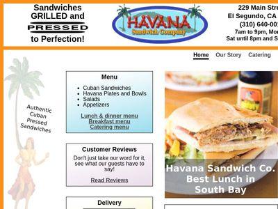 Havana Sandwich Company