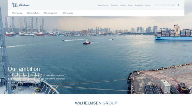 Wilhelmsen Ship Management Singapore Pte Ltd