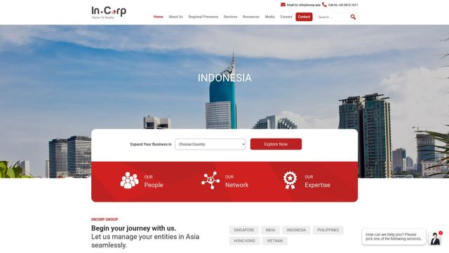 In.Corp Global Pte Ltd