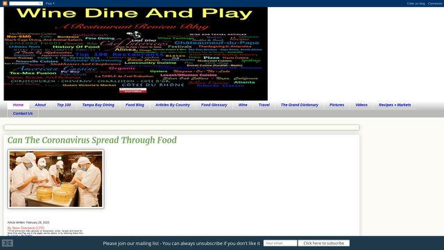 Wine Dine And Play. Awesome Inc.
