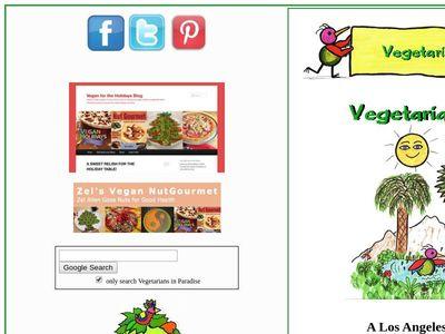Vegetarians in Paradise