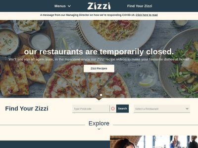 Zizzi Restaurants Limited
