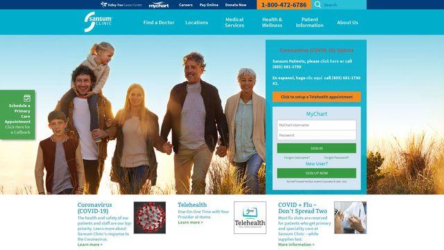 Sansum - Santa Barbara Medical Foundation, Inc.