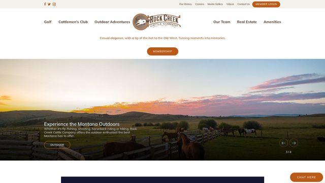 Rock Creek Cattle Company