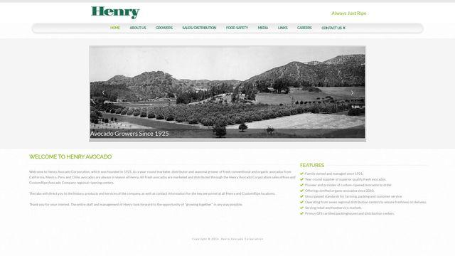 Henry Avocado Corporation