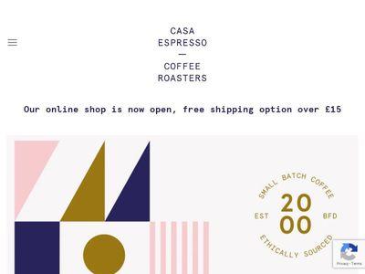 Casa Espresso Ltd.