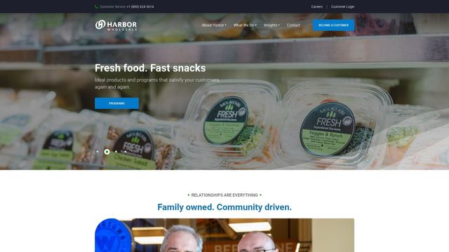 Harbor Foods Group Inc.