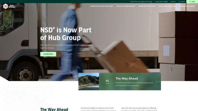 Hub Group, Inc.