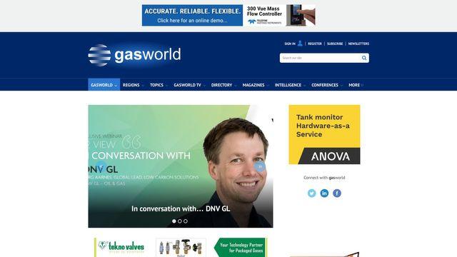 gasworld.com Limited