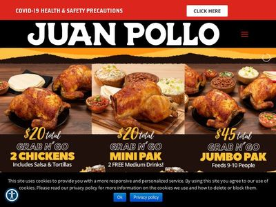Juan Pollo Franchise Corporation