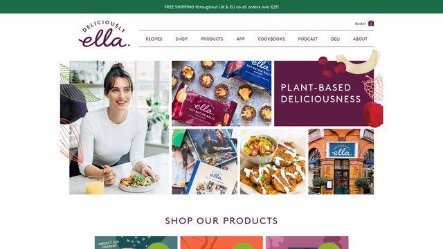 Deliciously Ella Ltd.